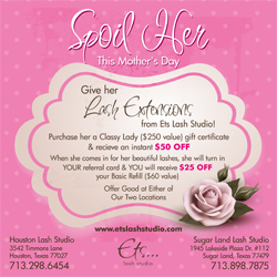 Mother's Day Lash Special